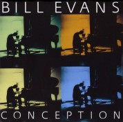 Bill Evans: Conception + 1 Bonus Track - CD