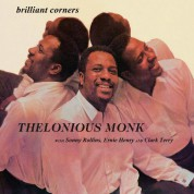 Thelonious Monk: Brilliant Corners + 3 Bonus Tracks - CD