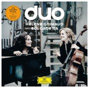 Hélène Grimaud, Sol Gabetta: Duo Cello Sonatas: Debussy, Brahms, Schumann, Shostakovich - Plak