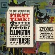 Duke Ellington Orchestra, Count Basie Orchestra: First Time - Plak