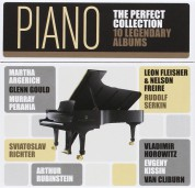 Çeşitli Sanatçılar: The Perfect Piano Collection - CD