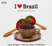 Çeşitli Sanatçılar: I Love Brazil - CD