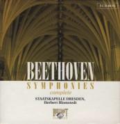 Staatskapelle Dresden, Herbert Blomstedt: Beethoven: Complete Symphonies - CD