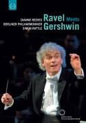 Dianne Reeves, Berliner Philharmoniker, Sir Simon Rattle: Ravel meets Gershwin (Gala 2003) - DVD