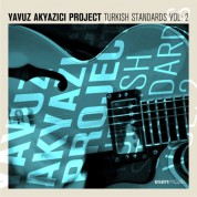 Yavuz Akyazıcı: Turkish Standarts Volume 2 - CD