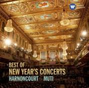 Çeşitli Sanatçılar: Best of New Year's Concert - CD