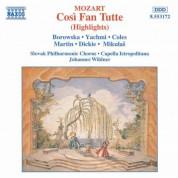 Mozart: Cosi Fan Tutte (Highlights) - CD