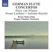 Bruno Meier: Winter, P. Von: Flute Concertos Nos. 1 and 2 / Lachner, F.P.: Flute Concerto / Rosetti, A.: Flute Concerto (B. Meier) (German Flute Concertos) - CD