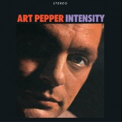 Art Pepper: Intensity + 5 Bonus Tracks - CD