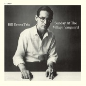 Bill Evans: Sunday At The Village Vanguard. Limited Edition In Solid Green Colored Vinyl. - Plak