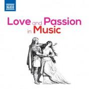 Çeşitli Sanatçılar: Love & Passion in Music - CD
