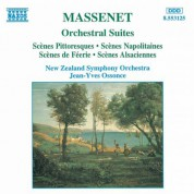 Massenet: Orchestral Suites Nos. 4 - 7 - CD