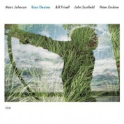 Marc Johnson's Bass Desires: Bass Desires - CD