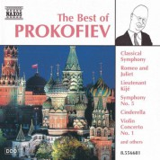 Prokofiev (The Best Of) - CD