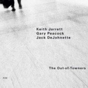 Keith Jarrett, Gary Peacock, Jack DeJohnette: The Out-of-Towners - CD
