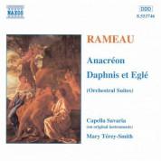 Rameau: Anacreon / Daphnis Et Egle - CD