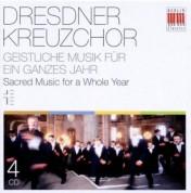 Dresdner Kreuzchor: Sacred Music for a Whole Year - CD