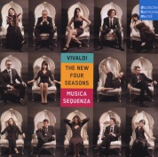 Burak Özdemir, Musica Sequenza: The New Four Seasons - CD