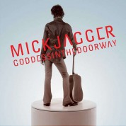 Mick Jagger: Goddess In The Doorway - Plak