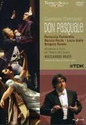 Ferruccio Furlanetto, Lucio Gallo, Nuccia Focile, La Scala Orchestra, Gregory Kunde, Riccardo Muti: Donizetti: Don Pasquale - DVD