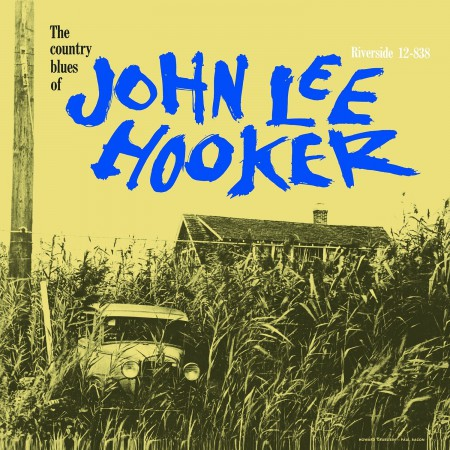 John Lee Hooker: The Country Blues - Plak