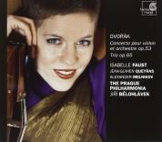 Isabelle Faust, Prague Philharmonia, Jiří Bĕlohlávek: Dvorak: Violin Concerto op.53, Trio op.65 - CD