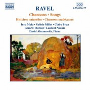 Çeşitli Sanatçılar: Ravel: Chansons (Songs) - CD