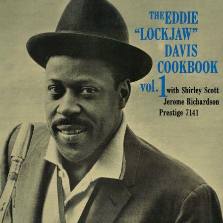 Eddie 'Lockjaw' Davis: Cookbook, Vol 1 - Plak