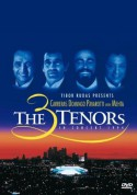 Plácido Domingo, José Carreras, Luciano Pavarotti: The Three Tenors in Concert 1994 - DVD