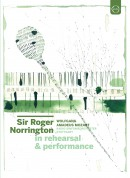 Stuttgart Radio Symphony Orchestra, Roger Norrington: Roger Norrington: In Rehearsal and Performance - DVD