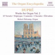 Dupre: Works for Organ, Vol.  2 - CD