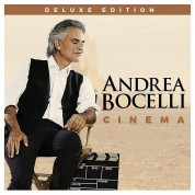 Andrea Bocelli: Cinema (Deluxe Edition) - CD