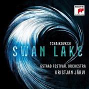 Kristjan Jarvi, Gstaad Festival Orchestra: Tchaikovsky: Swan Lake - CD