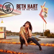 Beth Hart: Fire On The Floor - Plak