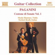 Paganini: Centone Di Sonate, Vol.  1 - CD