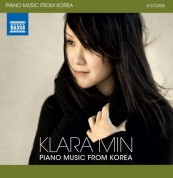 Klara Min: Pa-Mun: Ripples on Water (Piano Music from Korea) - CD