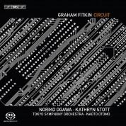 Noriko Ogawa, Kathryn Stott, Tokyo Symphony Orchestra: Fitkin: Circuit - SACD