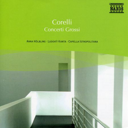 Jaroslav Krecek: Corelli: Concerti Grossos, Op. 6 (Selections) - CD