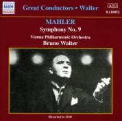 Mahler: Symphony No. 9 (Walter) (1938) - CD