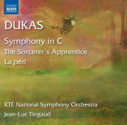 RTÉ National Symphony Orchestra, Jean-Luc Tingaud: Dukas: L'apprenti sorcier, La péri & Symphony in C Major - CD