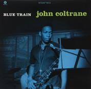 John Coltrane: Blue Train (Limited-Edition - Colored Vinyl) - Plak