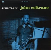John Coltrane: Blue Train (Limited-Edition - Colored Vinyl) - Plak