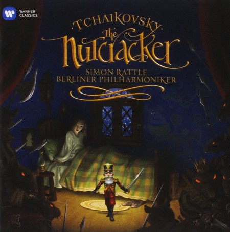 Berliner Philharmoniker, Sir Simon Rattle: Tchaikovsky: The Nutcracker - CD