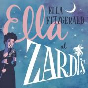 Ella Fitzgerald: Ella At Zardi's: Live 1956 - Plak