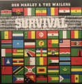 Bob Marley & The Wailers: Survival (40th Anniversary Edition - Clear Vinyl) - Plak