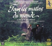 Jordi Savall, Montserrat Figueras: Tous les Matins du Monde - CD
