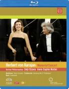 Anne-Sophie Mutter, Berliner Philharmoniker, Seiji Ozawa: Karajan Memorial Concert - BluRay