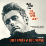 Chet Baker, Bud Shank: Theme Music from The James Dean Story - Plak
