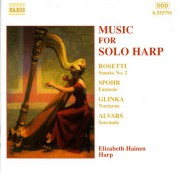 Elizabeth Hainen: Music for Solo Harp - CD