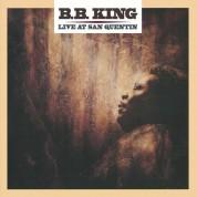 B.B. King: Live At San Quentin - Plak
